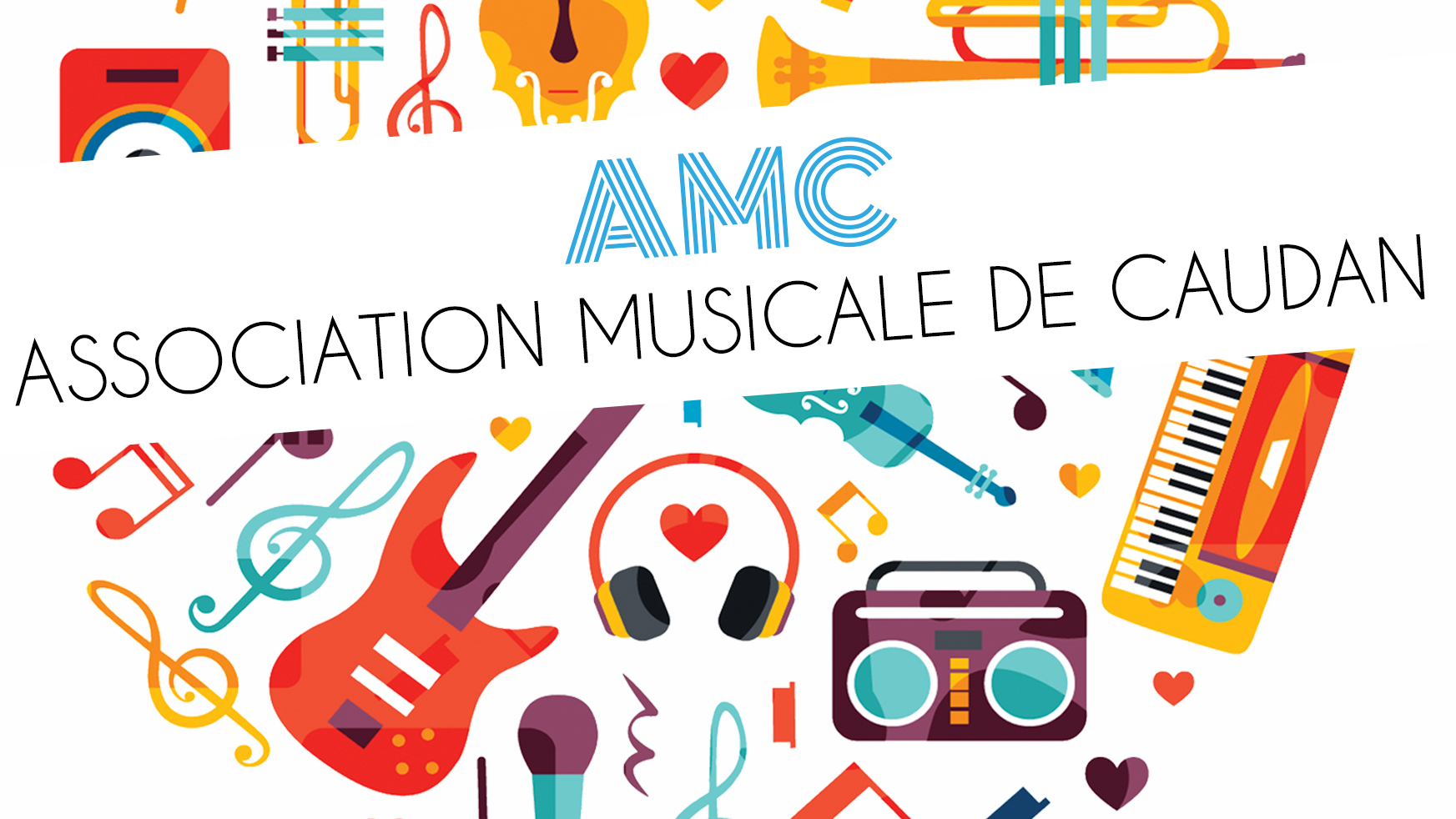 Inscriptions association musicale de Caudan